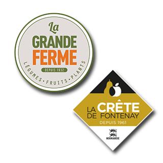 La Grande Ferme - La Crête de Fontenay